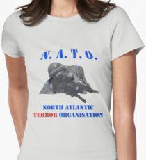 Gun N'oh to NATO! T-Shirt