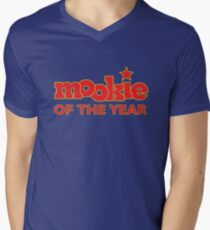 Mookie Betts - Mookie of the Year Men's V-Neck T-Shirt