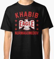 Khabib 'The Eagle' Nurmagomedov Classic T-Shirt