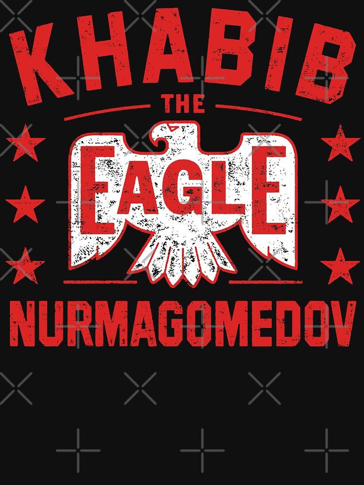 Khabib 'The Eagle' Nurmagomedov by MillSociety