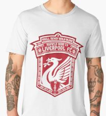 Liverpool FC - Alternate Badge Men's Premium T-Shirt