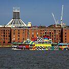 Ferry Cross The Mersey -2 by Paul Reay