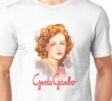 Greta Garbo Unisex T-Shirt