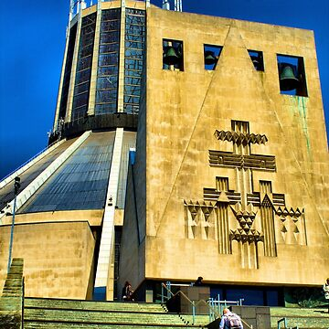 Liverpool Metropolitan Cathedral by Paulsr