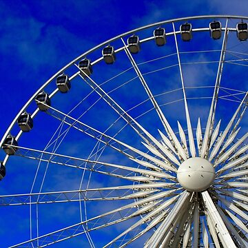 The Big Wheel by Paulsr