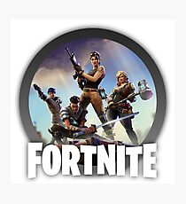 Fortnite Logo Photographic Print