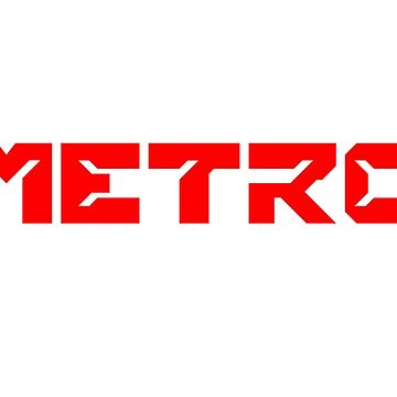 Metro Holografix - Shirts and Cases by WolfeCreative