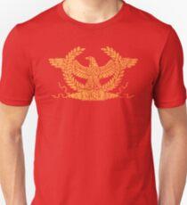 Roman Empire Flag Standard Unisex T-Shirt
