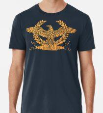 Römischer Reichsflaggenstandard Premium T-Shirt