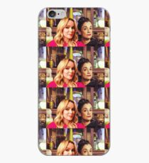 Hicsqueak - Pippa and Hecate Selfie iPhone Case