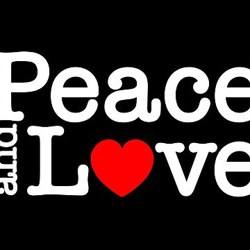 Peace and Love II by art-factory