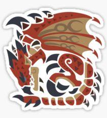 Rathalos Sticker