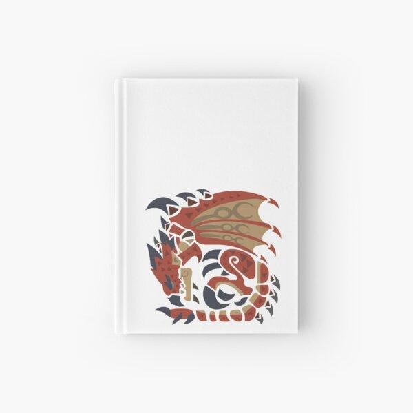 Rathalos Hardcover Journal