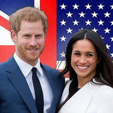To Commemorate the Royal Wedding of HRH Prince Harry and Meghan Markle by Picturestation