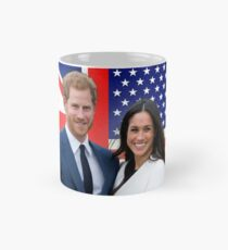 To Commemorate the Royal Wedding of HRH Prince Harry and Meghan Markle Mug
