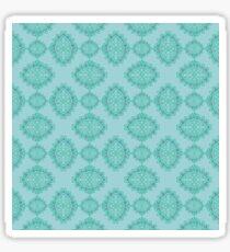 Batik Mandala Bohemian Pattern Sticker