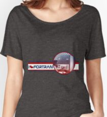 I [heart] Fortran Women's Relaxed Fit T-Shirt