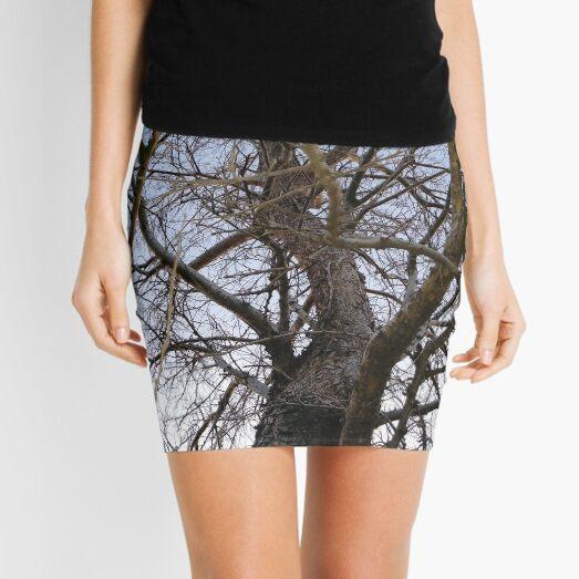 Shagbark Hickory Mini Skirt