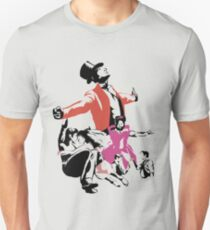 The Greatest Showman Silhouette Unisex T-Shirt