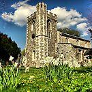 spring church  by savosave