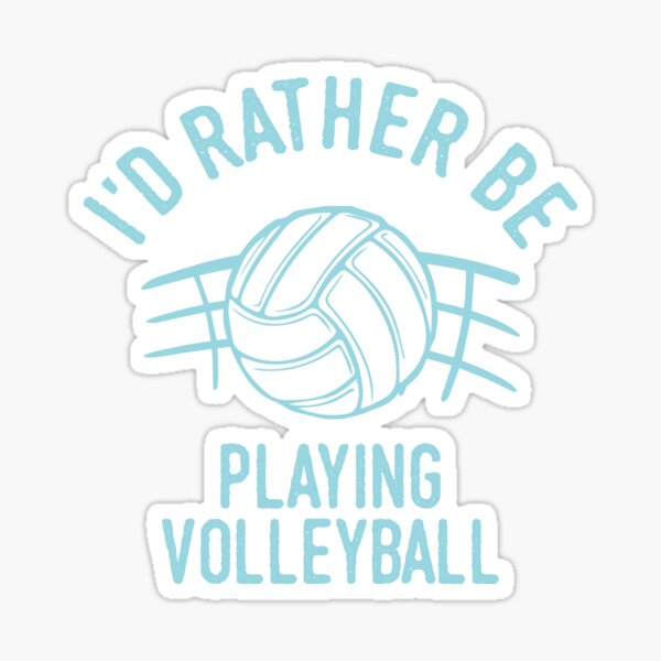 Silhouette Volleyball Player Bump - Car Stickers and Decals | Silhouette,  Car decals vinyl, Volleyball players