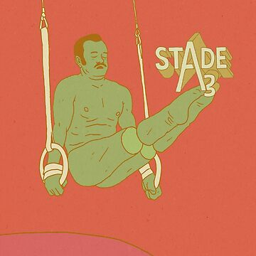 Mr. Oizo - Stade 3 by foxesmate4life
