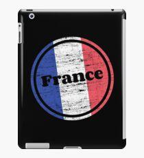 France iPad Case/Skin