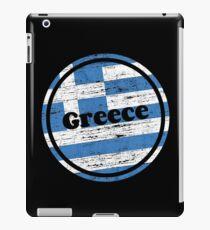 Greece iPad Case/Skin