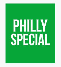 Philly Special Photographic Print