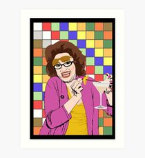 Beverly Ginsberg Synaesthesia (from Ronna and Beverly) Art Print
