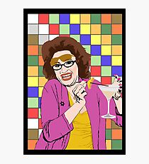 Beverly Ginsberg Synaesthesia (from Ronna and Beverly) Photographic Print