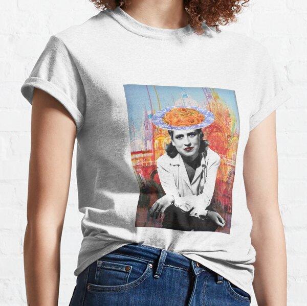 Pasta girl Classic T-Shirt