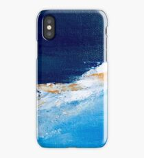 Gold in the Flow iPhone Case/Skin