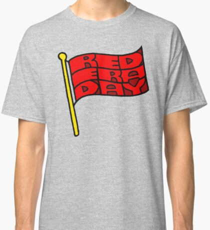 Red Era Day Classic T-Shirt