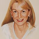 PORTRAIT OF LILLIAN'S DAUGHTER by Brian Towers