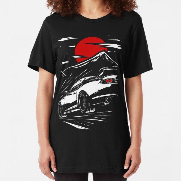 Toyota Supra MKIV | Haruna Slim Fit T-Shirt