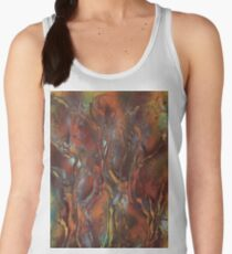 Ash on Scorched Branches Women's Tank Top