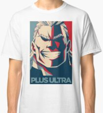 All Might Hope Classic T-Shirt
