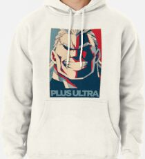 All Might Hope Pullover Hoodie