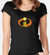 Incredibles 2 Women's Fitted Scoop T-Shirt