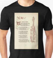 The Old Garden and Other Verses by Margaret Deland and Wade Campbell, Illustrated by Walter Crane 1894 113 - Springs Beacon Unisex T-Shirt