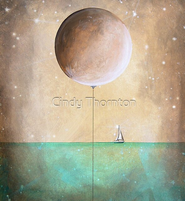 High Tide by Cindy Thornton