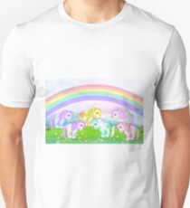 g1 my little pony collector ponies Unisex T-Shirt