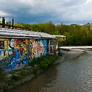 Lambro River - Monza by Luca Renoldi