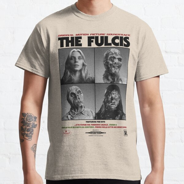 Goatess Doomwych : The Fulcis Classic T-Shirt