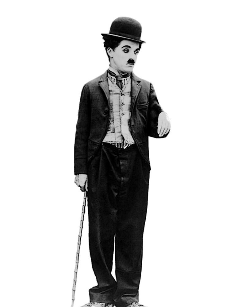 Charlie Chaplin de child-of-oak