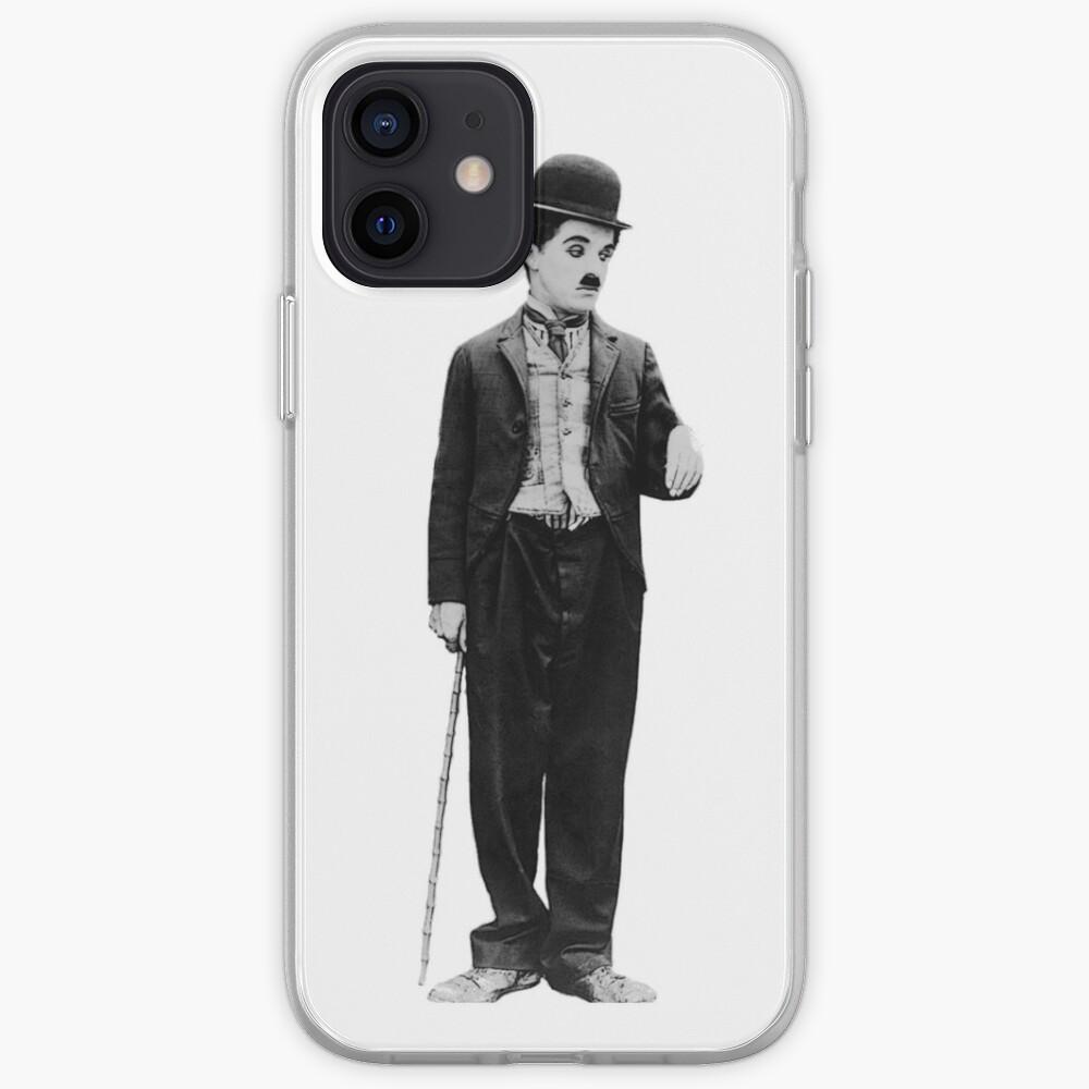 Charlie Chaplin Funda y vinilo para iPhone