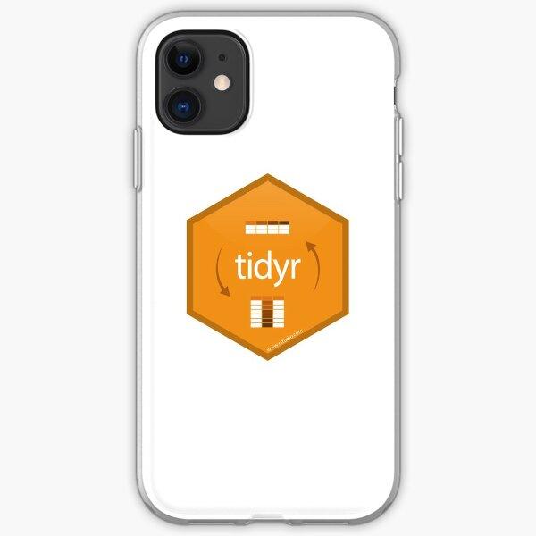 R Tidyr Logo iPhone Soft Case