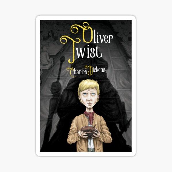 Charles Dickens' Oliver Twist Sticker