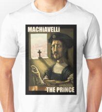 Machiavelli's The Prince Unisex T-Shirt